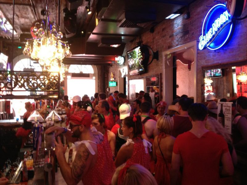 Red Dress Run