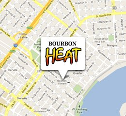 Bourbon Heat Location