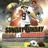 Saints Vs Buccs Hosted by DJ Digital, Corey B, & Malaya Doucet