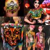 Mardi Gras Face & Body Painters are back!!