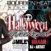 Halloween Wkend w/ Dj Smiley from Miami
