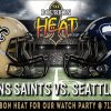 Saints vs Seahawks 2019