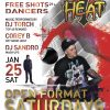 Open Format Saturdays w/ DJ Torch & Corey B