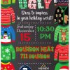 Miller Lite Ugly Sweater Party