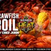 Sunday Sunday Crawfish Boil